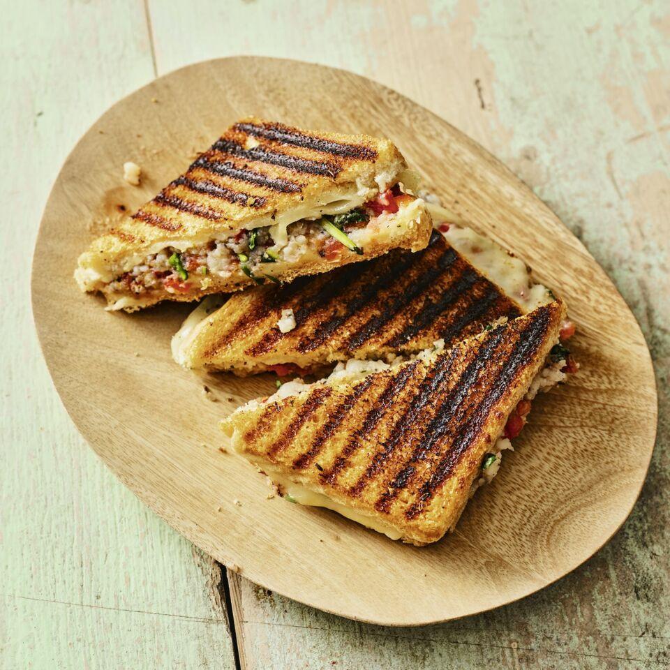Masala Cheese Sandwich Rezept Kuchengotter