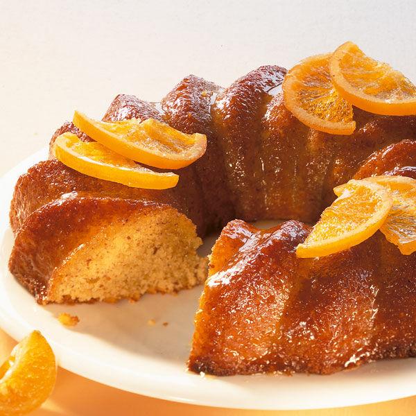 Saftiger Orangenkuchen Rezept Kuchengotter
