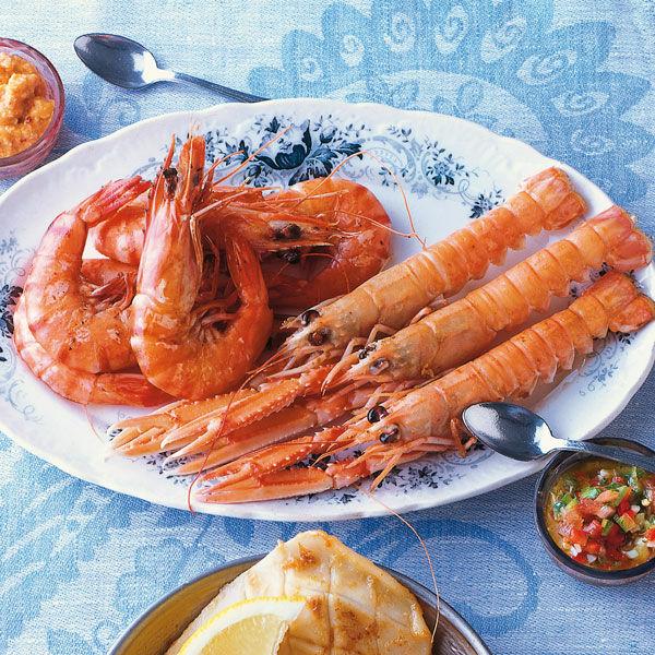 Meeresfr 252 Chte Vom Grill Rezept K 252 Cheng 246 Tter