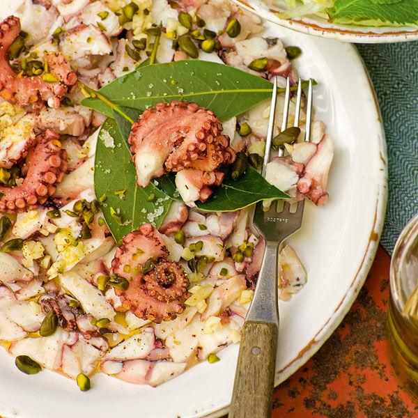 Tintenfisch carpaccio rezept k cheng tter - Tintenfisch kochen ...