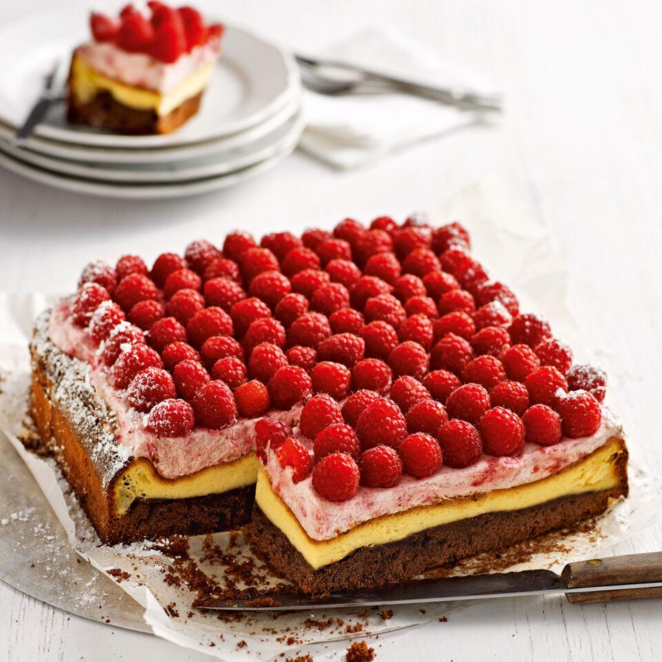 Trikolore-Torte