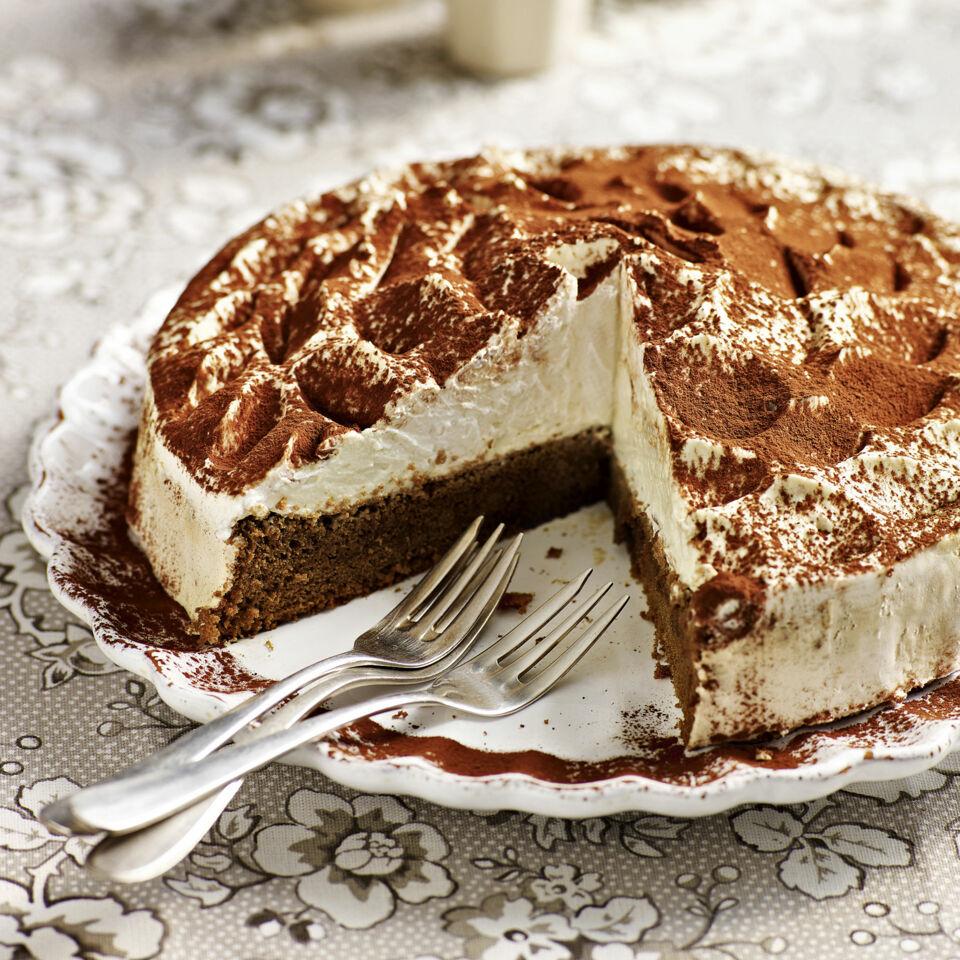 Einfache Tiramisu Torte Rezept Kuchengotter