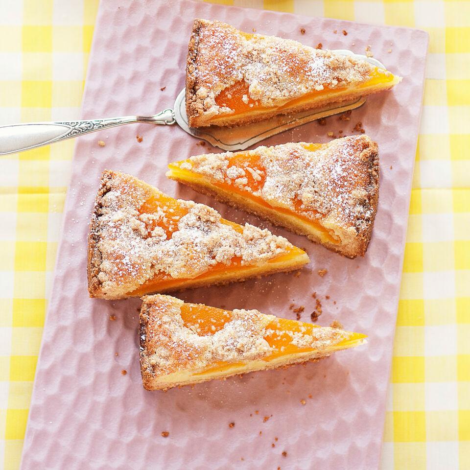 Aprikosen Mandel Kuchen Rezept Kuchengotter