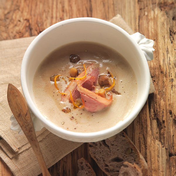 lafer maronensuppe