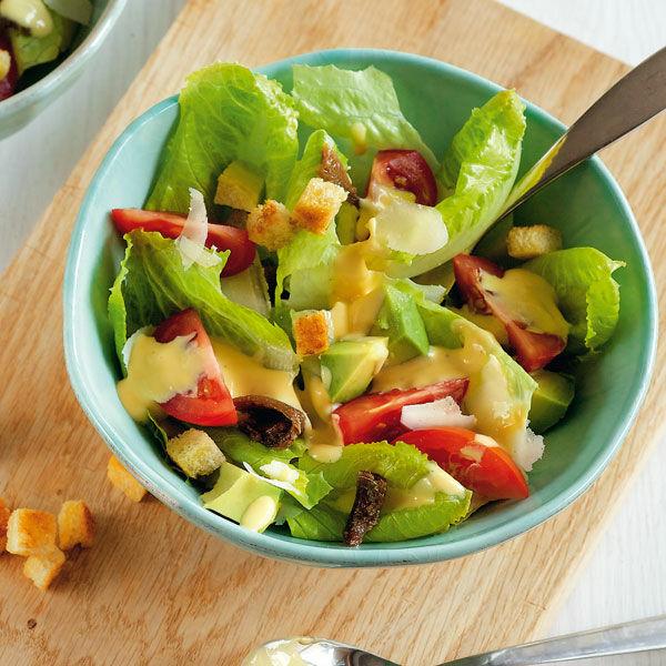 caesar salad rezept k cheng tter. Black Bedroom Furniture Sets. Home Design Ideas