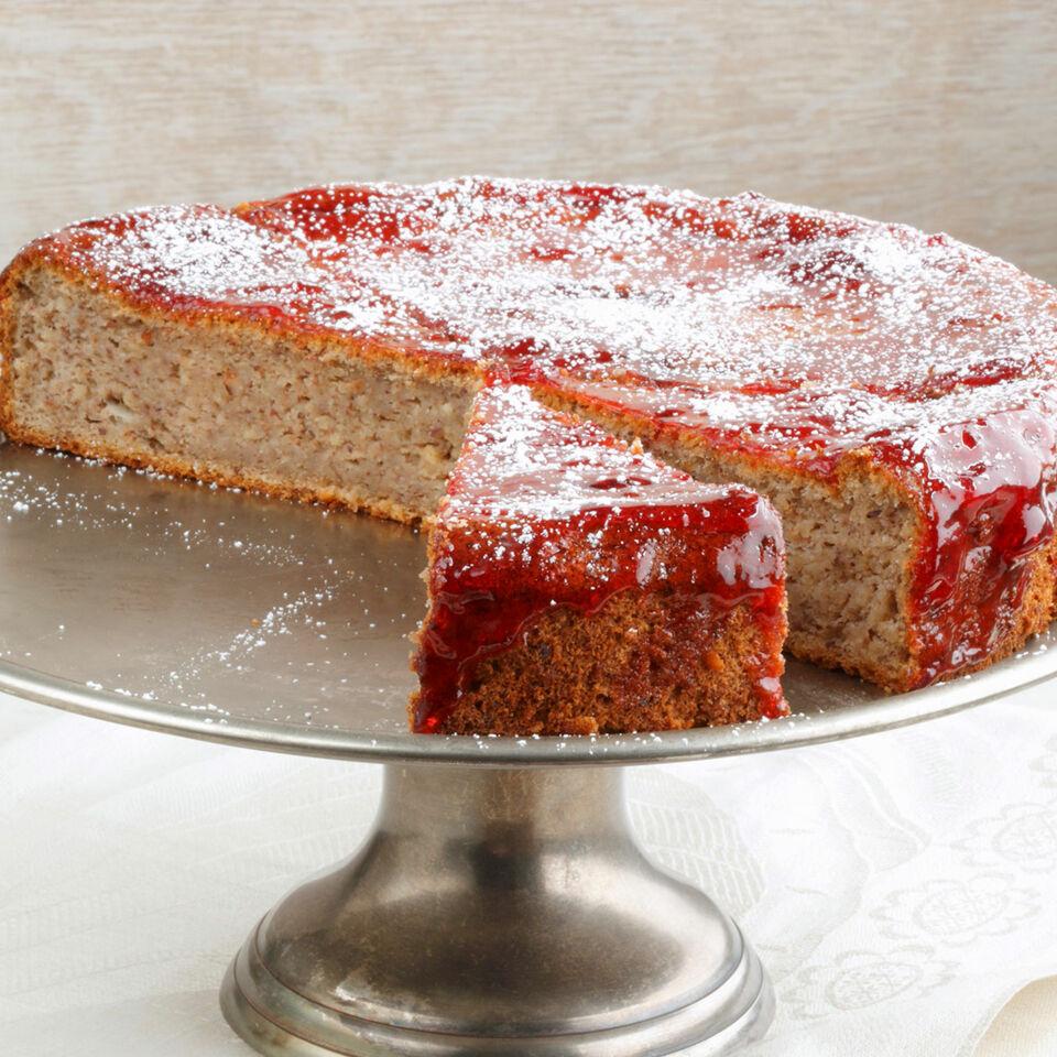 Maronen Nuss Kuchen Rezept Kuchengotter