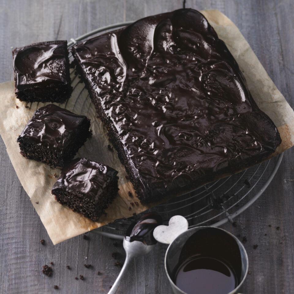 Fudge Brownies Mit Quinoa I Clean Eating Rezept Kuchengotter