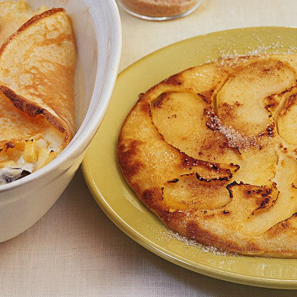 apfelpfannkuchen rezept küchengötter