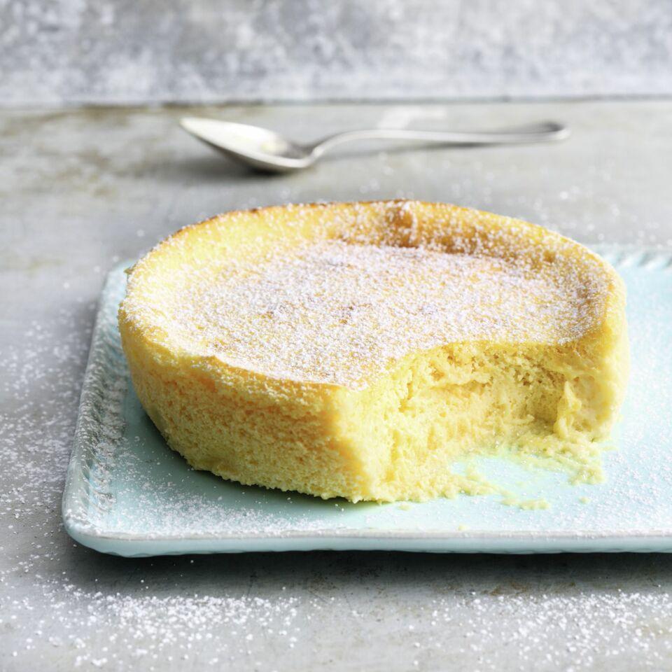 Cotton Cheese Cake Federleicht