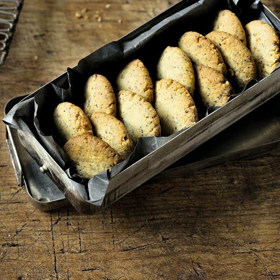 zitronen cookies
