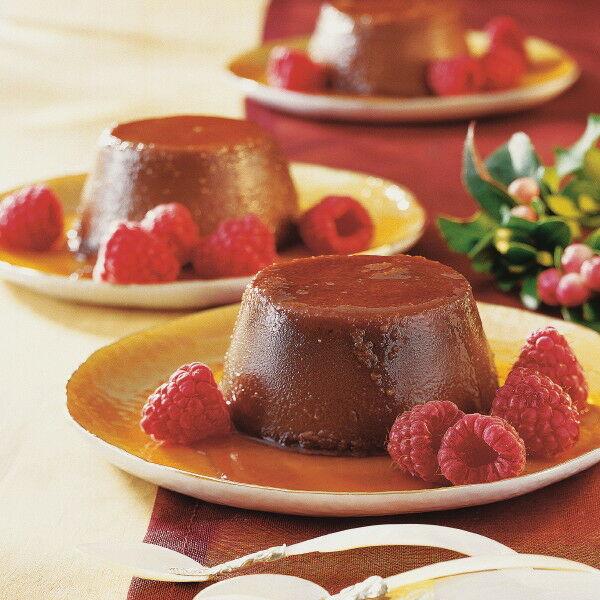 schoko amaretti dessert bounet rezept k cheng tter. Black Bedroom Furniture Sets. Home Design Ideas