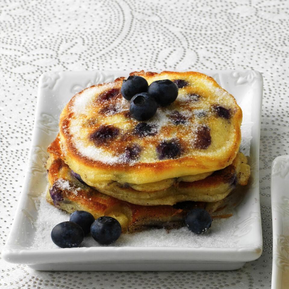 heidelbeer buttermilch pancakes rezept k cheng tter. Black Bedroom Furniture Sets. Home Design Ideas