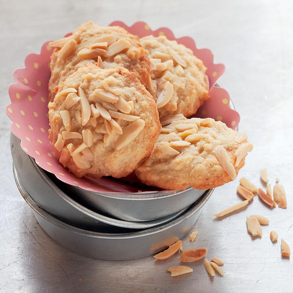 Rezept kekse gemahlene mandeln